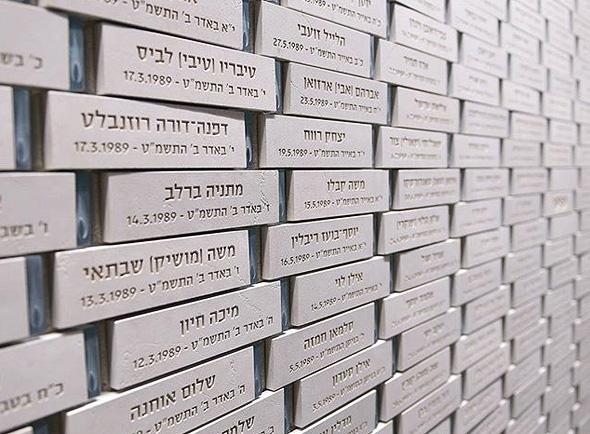 היכל הזיכרון לחללי מערכות ישראל