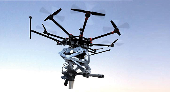 Swedish Eltel Trumps Israeli Defense Contractors For IDF Drone Contract