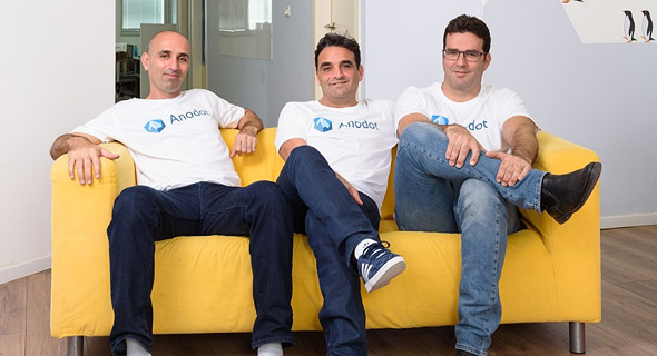 Techmeme: Israel-based Anodot, which provides AI-based
