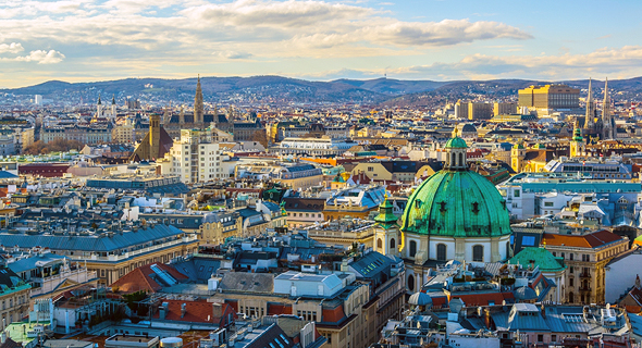 Ryanair Subsidiary Lauda Announces Tel Aviv-Vienna Route
