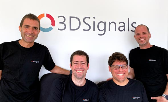 Industry 4.0 Startup 3D Signals Raises $8.5 Million