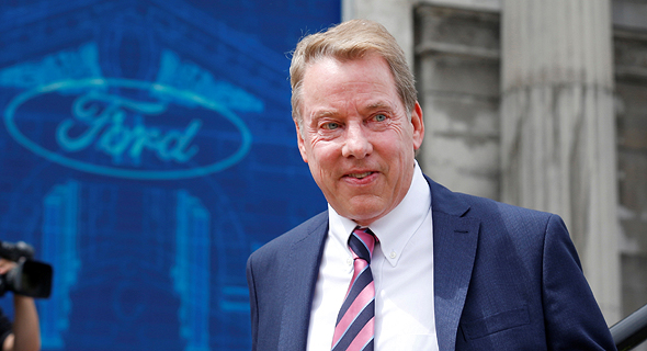 Ford to Open an Innovation Center in Israel