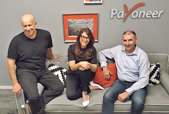Israel's Former Chief Economist Joins Online Payment Company Payoneer
