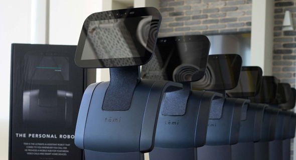 Robot-maker Temi is downsizing its Israel team, moving operations to China