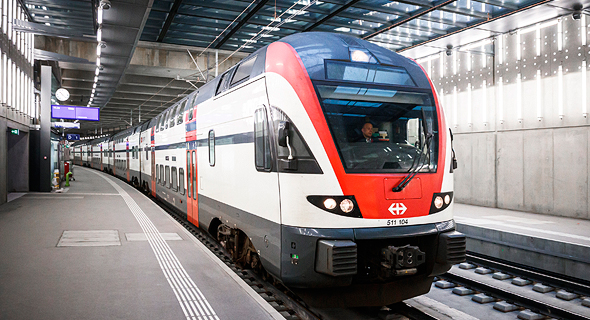 Switzerland's National Rail Company SBB Selects 5 Israeli Startups for Collaboration Pilots
