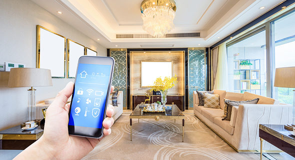 Over 25% of Israeli Homes Are Smart Homes, Report Says
