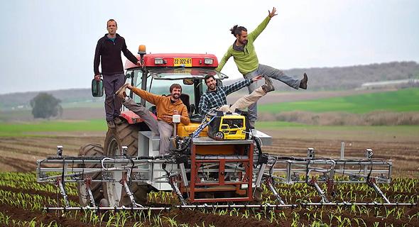 Crop Protection Startup Greeneye Technology Raises $7 Million