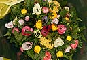 כמה מרוויחה חנות פרחים על זר שעולה 100 שקל?