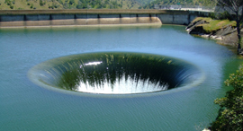 פוטו חורים סכר מונטיסלו קליפורניה