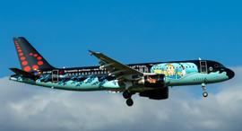 פוטו מטוסים טיוטין בריסל איירליינס, צילום: ויקימדיה