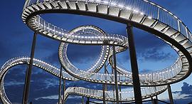 פוטו מדרגות דואיסבורג גרמניה, צילום: גטי אימג'ס