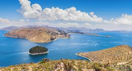 פוטו האגמים היפים בעולם טיטיקקה בוליביה, צילום: שאטרסטוק