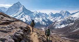 פוטו טרקים אוורסט בייס קמפ נפאל, צילום: שאטרסטוק