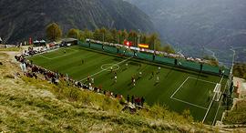פוטו מגרשי כדורגל גספון שווייץ, צילום: Michael Buholzer