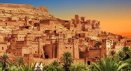 פוטו מקומות לבקר 2019 Ouarzazate מרוקו, צילום: שאטרסטוק