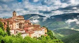 פוטו אלטרנטיבה שקטה אומבריה איטליה, צילום: שאטרסטוק