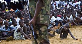 פוטו תחרות צילומים siena מקום ראשון חייל ליבריה , צילום: Jonathan Banks