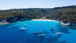 פוטו איים סודיים יוון אנטיפקסוס, צילום: שאטרסטוק