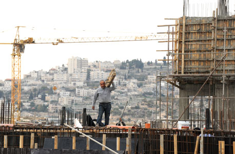 Settlement expansion. Photo: Bloomberg