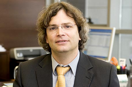 """אורי אלדובי, מנכ""""ל הלמן אלדובי, צילום: איתן ריקליס"""