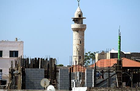 שכונת עג'מי ביפו (ארכיון)