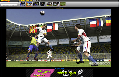 משחק יורו 2008 - כמעט כמו באירופה