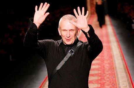מעצב האופנה ז'אן פול גוטייה