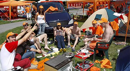 אוהדים הולנדים ביורו 2008