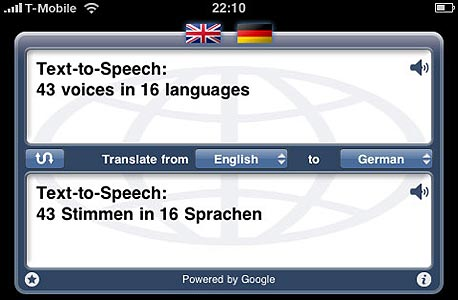 """בחו""""ל עם האייפון: ארבע אפליקציות ללימוד שפות"""