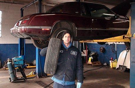 מכונאי רכב, מישיגן