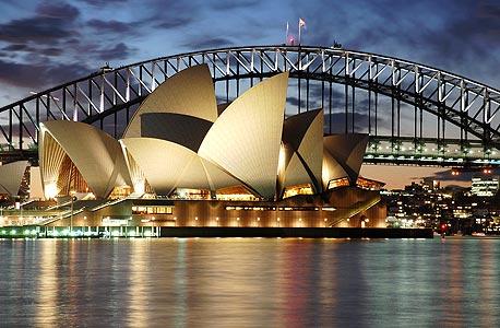 מקום 30. סידני, אוסטרליה, צילום: shutterstock