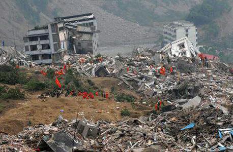 מבנים הרוסים בהאיטי. נורת אזהרה