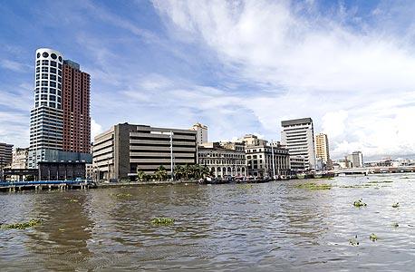 מנילה, הפיליפינים. הזדמנות עסקית עקב ביקוש גבוה לטכנולוגיות גבוהות בשילוב תשתיות מיושנות, צילום: shutterstock