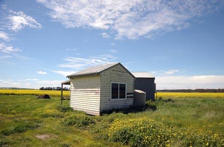שדה חקלאי (ארכיון), צילום: בלומברג