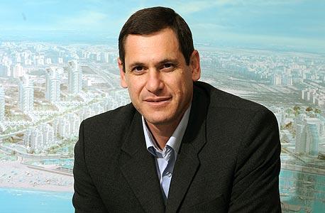 """ארנון פרידמן, מנכ""""ל חברת אשדר , צילום: יובל חן"""