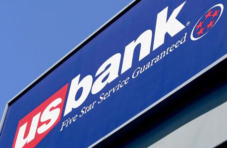 """בנקים בארה""""ב, צילום: בלומברג"""