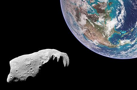 אסטרואיד. בינתיים אין תקציב להתמודדות איתם, צילום: shutterstock