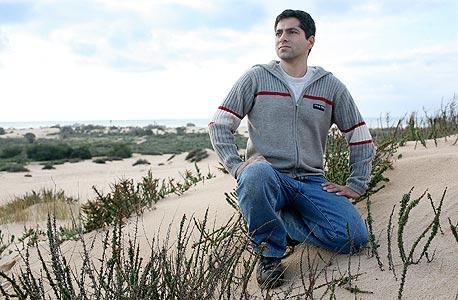 "ד""ר עודד כהן. מגן חוף ניצנים, צילום: אילן ספירא"