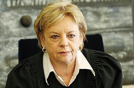 """נתניהו נפרד מביניש: """"עצמאות בית המשפט הכרחית"""""""