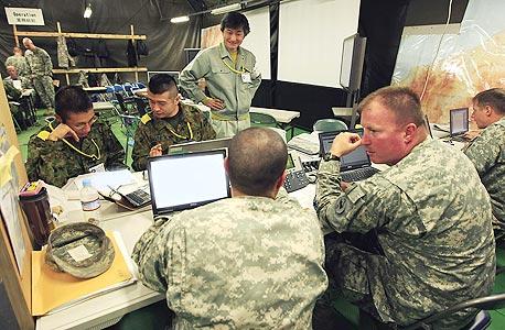 """צבא ארה""""ב לחיילים: תשאירו את הגדג"""