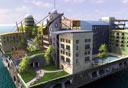 ההצעה הזוכה בתחרות לעיצוב ערים צפות