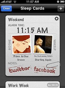 לילה טוב לאייפון: חמש אפליקציות לשינה מוצלחת יותר