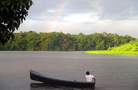 הפארק הלאומי טורטוגרו? הטיול בשמורה באמצעות סירות