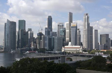מקום שביעי, סינגפור, צילום: בלומברג