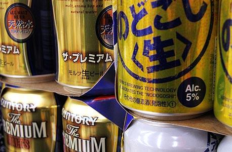 מלחמת הסחר עם יפן מייבשת את צרכני הבירה בדרום קוריאה
