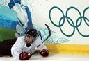 הוקי קרח ונקובר 2010 אולימפיאדת החורף, צילום: אי פי אי