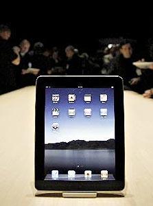 iPad. אפל שומרת את הזכות לשנות את המחירים, צילום: בלומברג