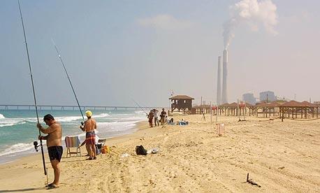 חוף זיקים, צילום: דני סולומון