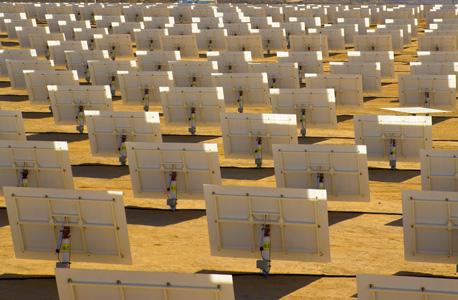 """בלעדי ל""""כלכליסט"""": הכור הגרעיני בדימונה יבצע ניסויים בטכנולוגיות סולאריות"""