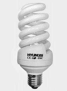 נורת CFL צורכת 70% פחות חשמל